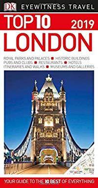 מדריך לונדון דורלינג קינדרסלי 10 הגדולים (ישן)