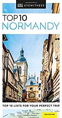 מדריך באנגלית DK נורמנדי