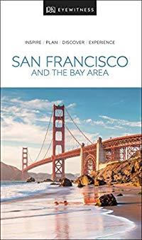 מדריך באנגלית DK סן פרנסיסקו וצפון קליפורניה
