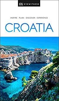 מדריך באנגלית DK קרואטיה