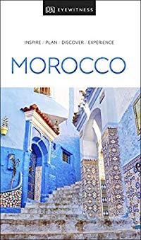 מדריך באנגלית DK מרוקו