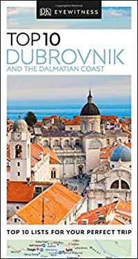 מדריך באנגלית DK דוברובניק והחוף הדלמטי