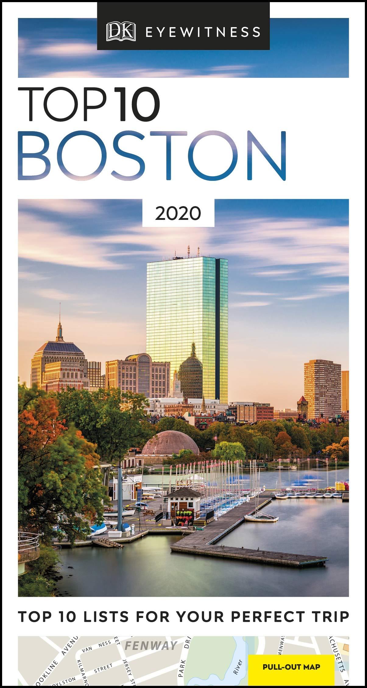 מדריך בוסטון דורלינג קינדרסלי 10 הגדולים