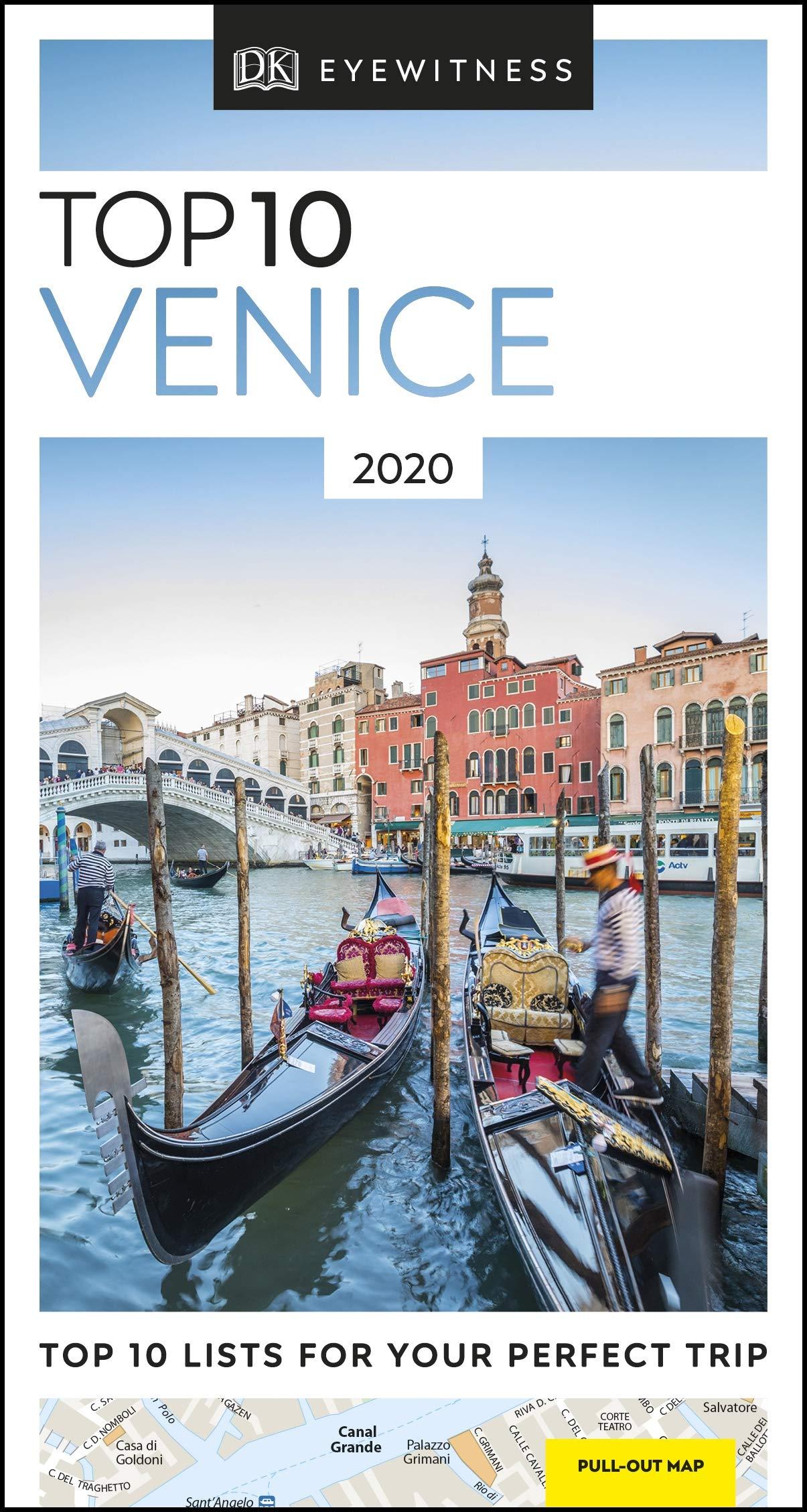 מדריך באנגלית DK ונציה