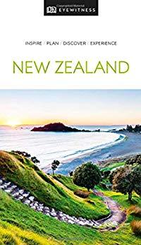 מדריך באנגלית DK ניו זילנד
