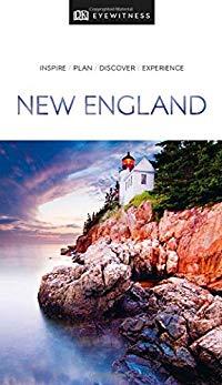 מדריך באנגלית DK ניו אינגלנד