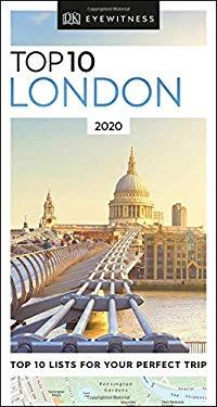 מדריך באנגלית DK לונדון