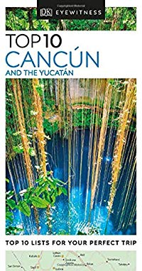 מדריך באנגלית DK קנקון ויוקטאן