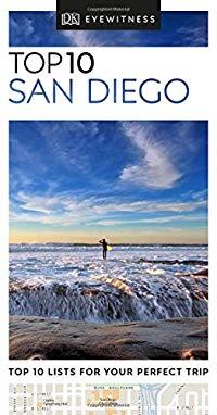 מדריך באנגלית DK סן דייגו