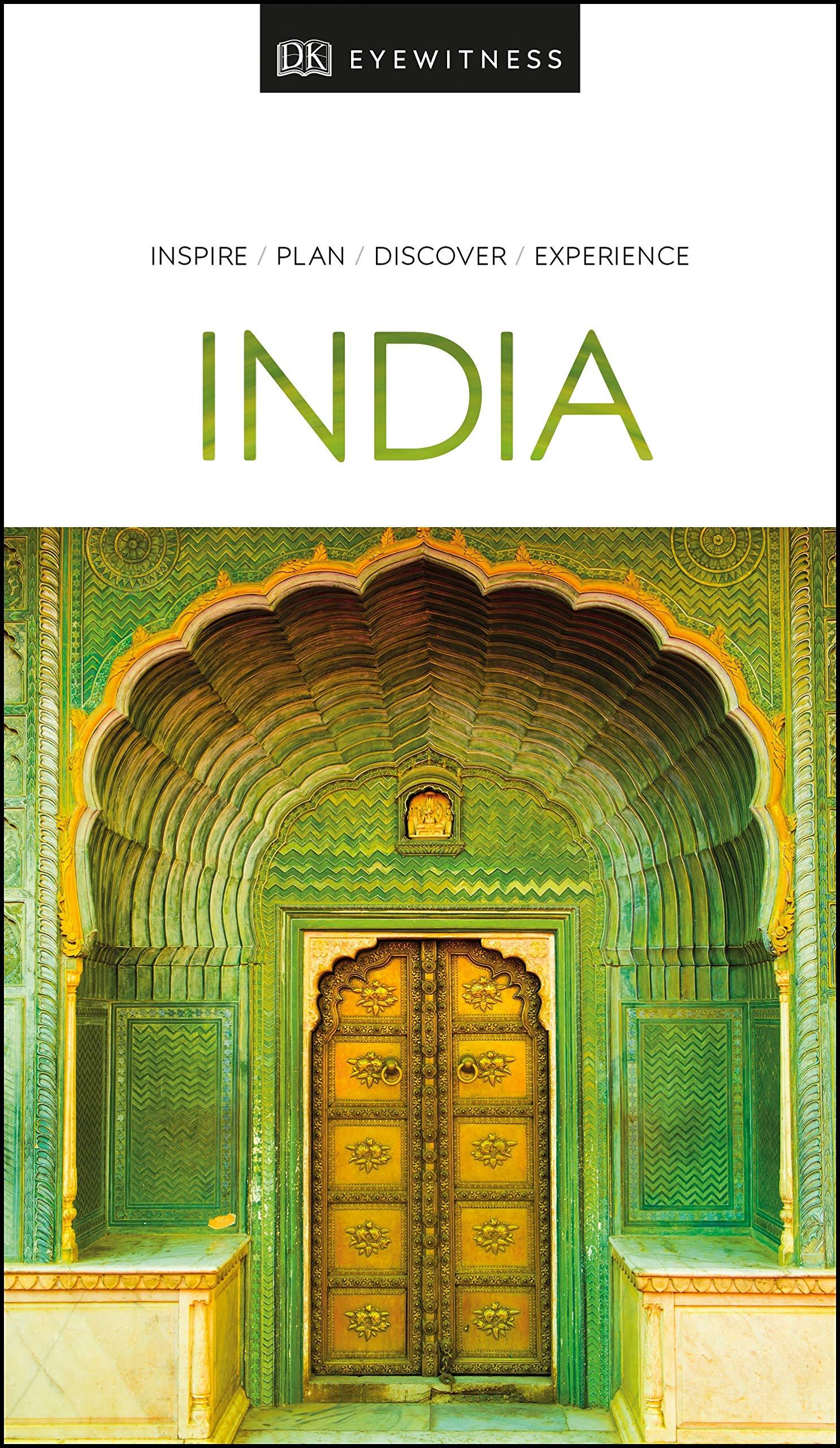 מדריך באנגלית DK הודו