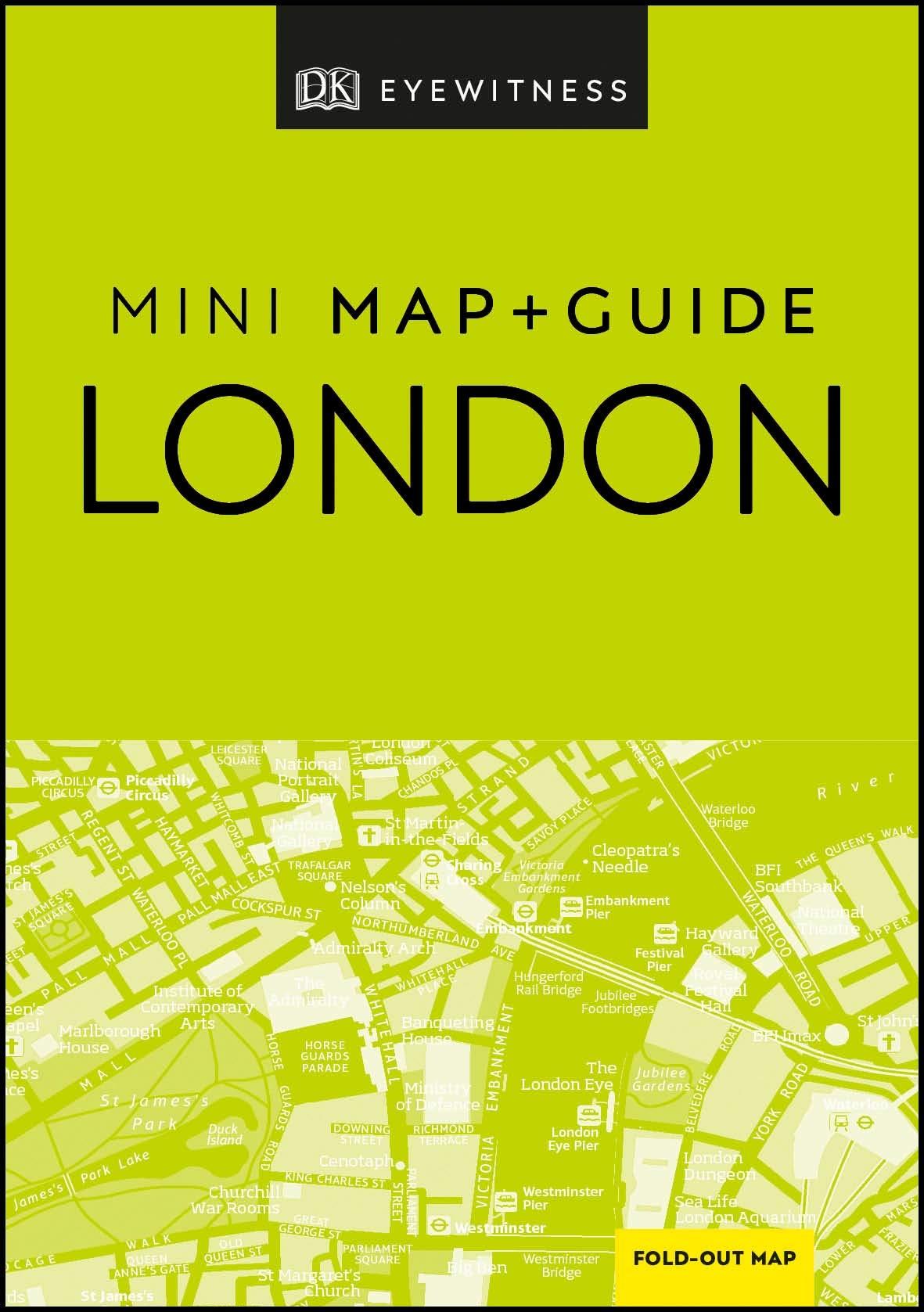 מדריך לונדון דורלינג קינדרסלי