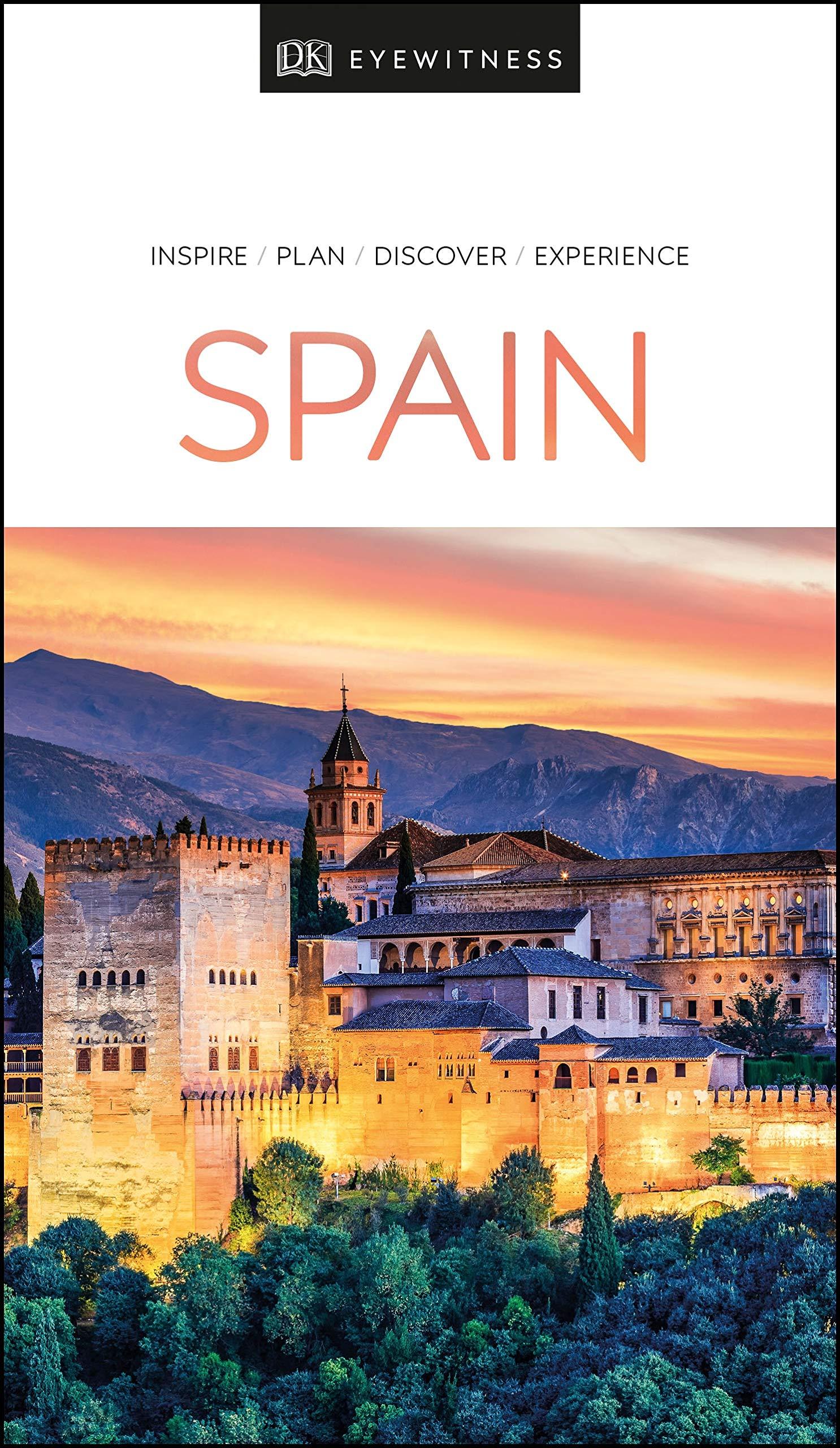 מדריך באנגלית DK ספרד