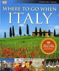 מדריך באנגלית DK איטליה לאן לנסוע ומתי