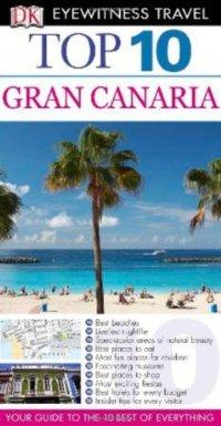 מדריך באנגלית DK גראן קנריה