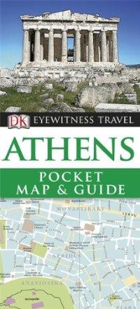 מדריך באנגלית DK אתונה כיס ומפה