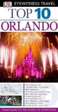 מדריך באנגלית DK אורלנדו טופ 10