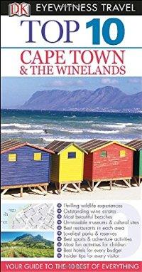 מדריך באנגלית DK קייפטאון ואיזורי היין