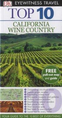 מדריך באנגלית DK קליפורניה ארץ היין