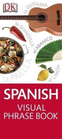 מדריך באנגלית DK ספרדית שיחון ויזואלי