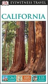 מדריך באנגלית DK קליפורניה