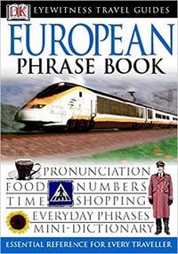 מדריך באנגלית DK שיחון אירופאי