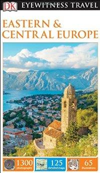 מדריך באנגלית DK מרכז אירופה ומזרחה