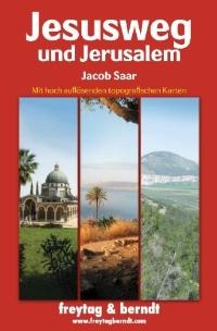 מדריך באנגלית ES Jesusweg und Jerusalem
