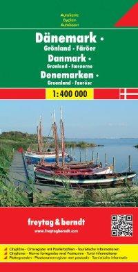 מפה FB דנמרק