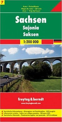 מפת גרמניה 200 (7) זאקסן פרייטג ברנדט