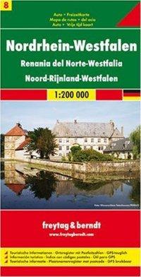 מפה FB גרמניה 200 (8) נורטריין-וסטפאלן