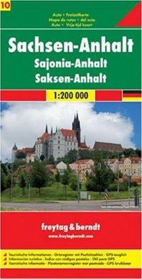 מפה FB גרמניה 200 (10) זאקסן-אנהאלט
