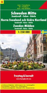 Sweden Sheet 4, Sweden Central