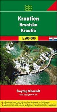 מפה FB קרואטיה