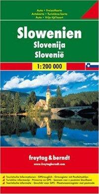 מפת סלובניה 200 פרייטג ברנדט