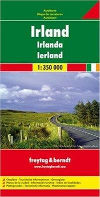 מפה FB אירלנד