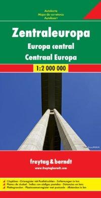מפה FB אירופה מרכז