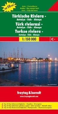 Turkish Riviera Antalia Side A