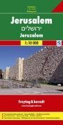 מפה FB ירושלים