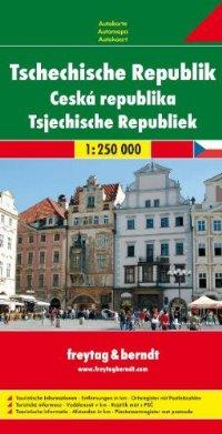מפה FB צ'כיה