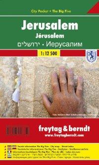 מפת ירושלים טופ 5
