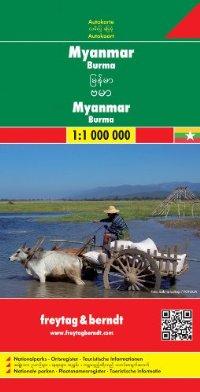 מפה FB מיאנמר (בורמה)
