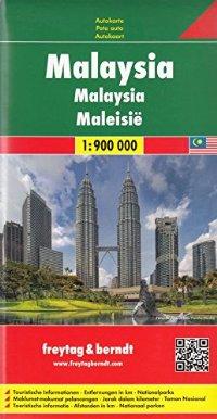 מפה FB מלזיה