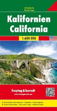 מפה FB קליפורניה