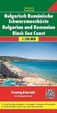 מפה FB בולגריה חוף הים השחור בורגאס