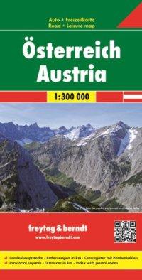 מפה FB אוסטריה