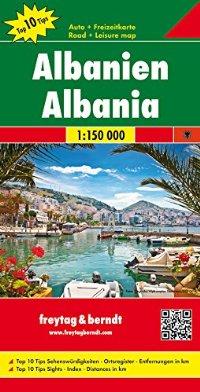 מפה FB אלבניה + טופ 10 טיפס