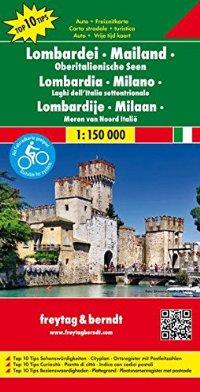 מפה FB לומברדיה • מילאנו • אזור האגמים העילי