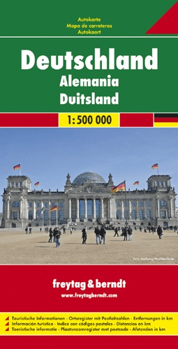 מפה FB גרמניה