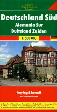 מפה FB גרמניה דרום