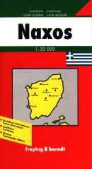 מפת נאקסוס (יוון) פרייטג ברנדט (ישן)